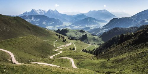 Indian Summer im Karwendel: Bike-and-Hike