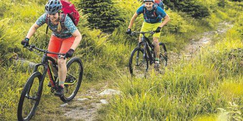 Grenzenloses Rad-Vergnügen in der Ferienregion Nationalpark Bayerischer Wald