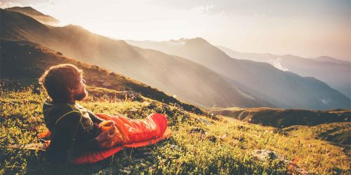 Mein Zelt: Das Himmelszelt