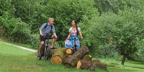Ein Paradies für Radfahrer und Naturliebhaber: Das Passauer Land