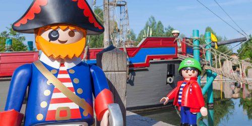 Ein Abenteuer im Playmobil-Funpark