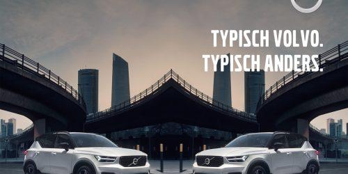 Typisch Volvo. Typisch Anders.